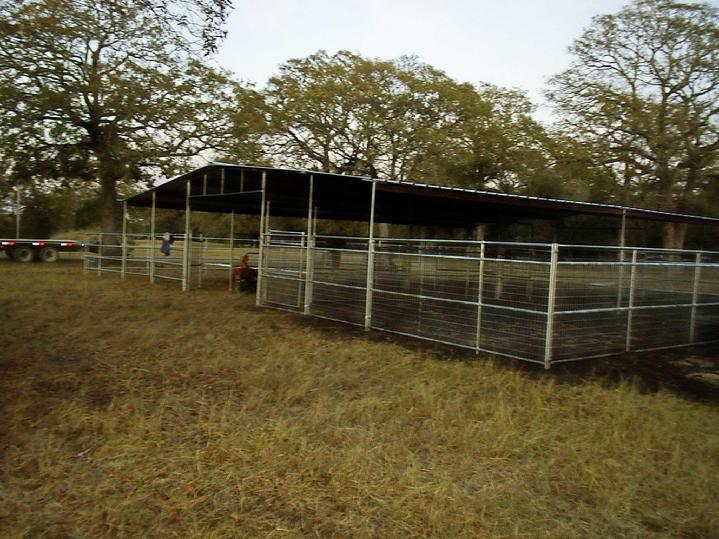 Welded Wire Stalls